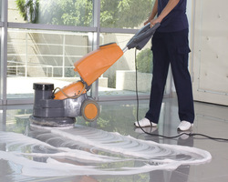 floor scrubbing sevice in chandigarh